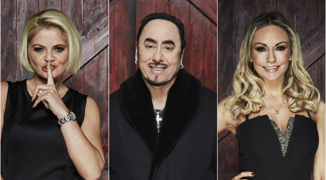 Celebrity Big Brother 2016 - Your Housemates