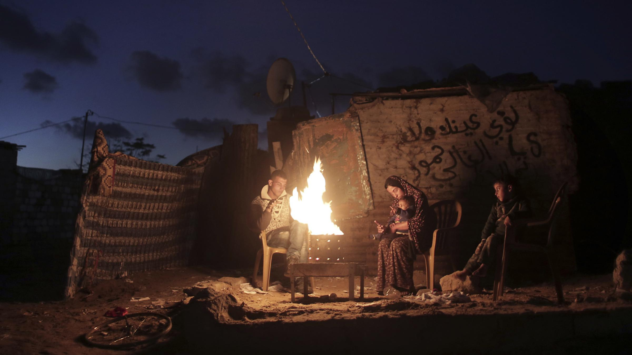 Israel reduces power supply to Hamas-ruled Gaza